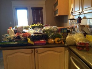 Grocery-Veggies-Stockpile
